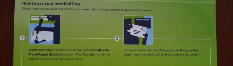 How To Use Your InterRail Pass In 2 Easy Steps