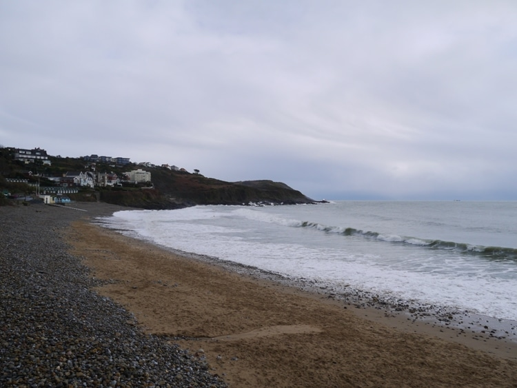 Langland Bay, Gower, South Wales
