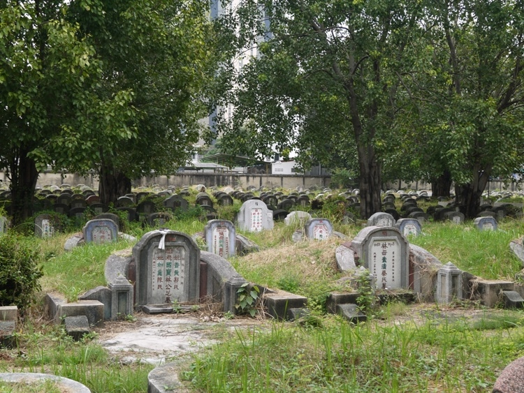 Teochew Cemetery, Bangkok
