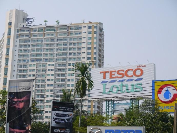 Tesco Lotus, Rama 3, Bangkok