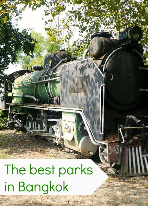 Bangkok parks, The Best Parks In Bangkok