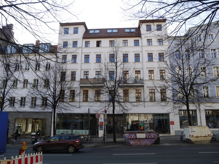 Airbnb Apartment, Mitte, Berlin