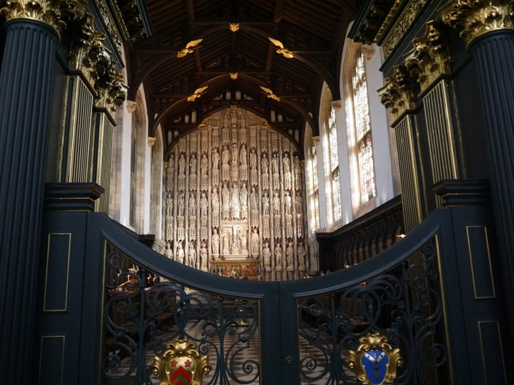 All Souls College Chapel, Oxford