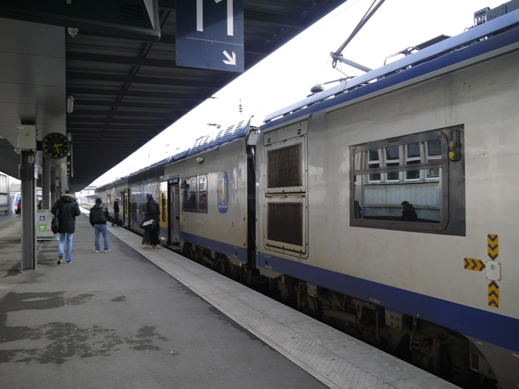 Amiens To Lille Train