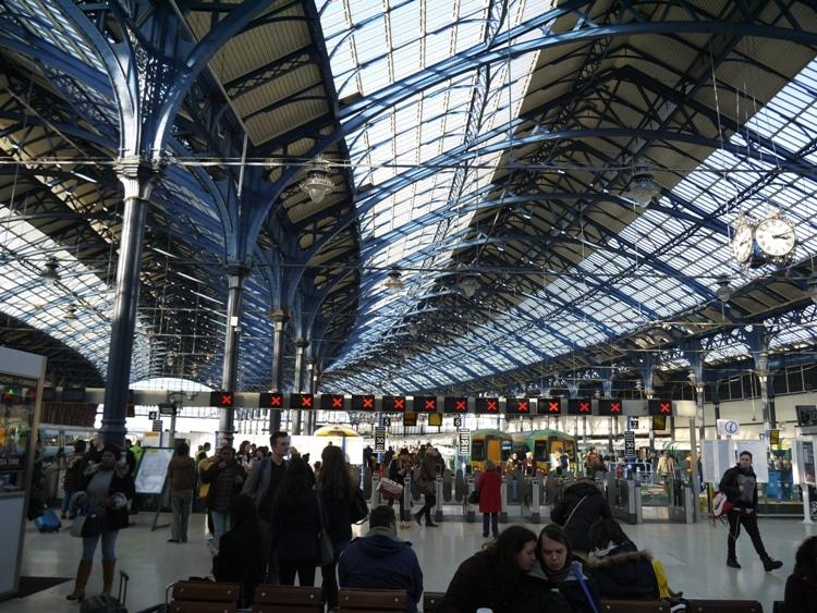 Brighton Train Station