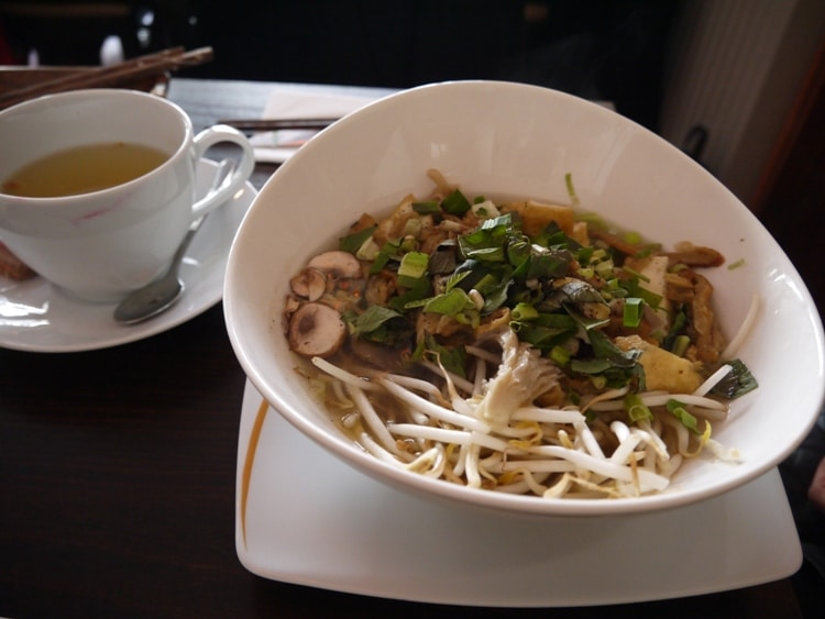 Pho At Chay Viet In Mitte, Berlin