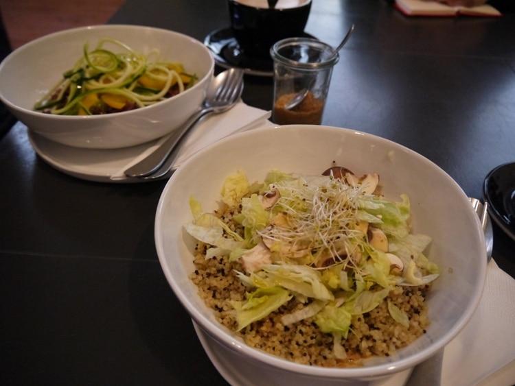 Awesome Vegan Lunch At Daluma, Berlin