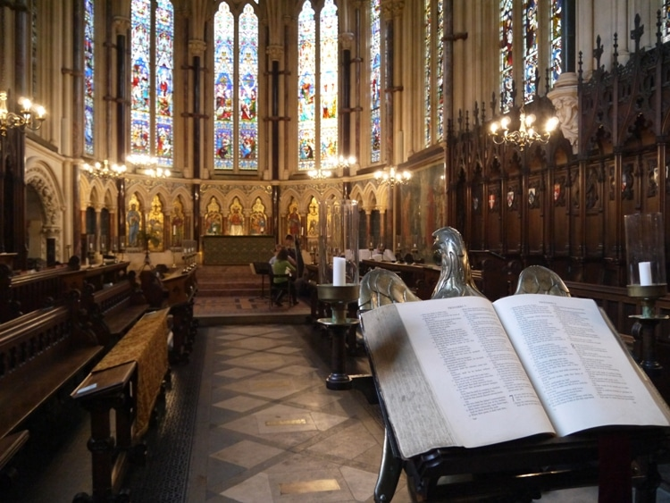 Exeter College Chapel, Oxford