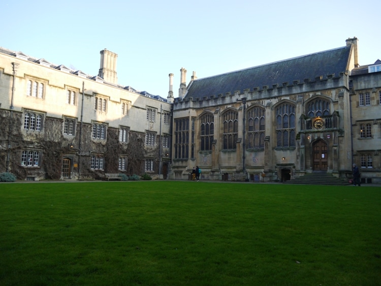 Exeter College, Oxford