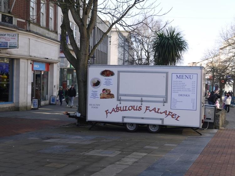 Fabulous Falafel, Plymouth