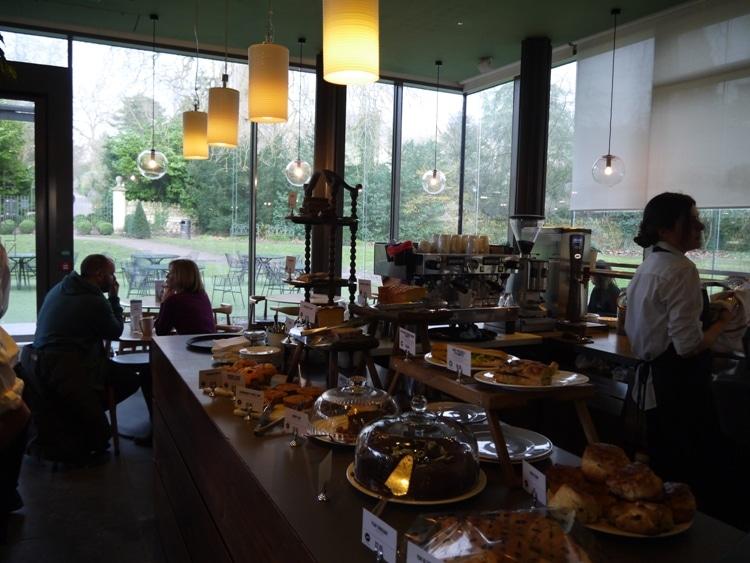 Holborne Garden Cafe, Bath