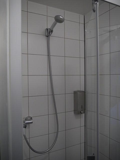 Shower At Hotel Darcet, Paris