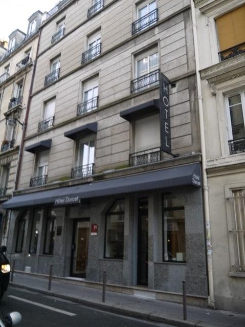 Hotel Darcet, Paris