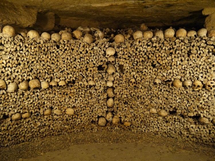Les Catacombes, Paris