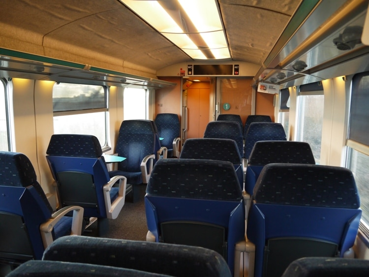 Lille To Anvers-Berchem Train