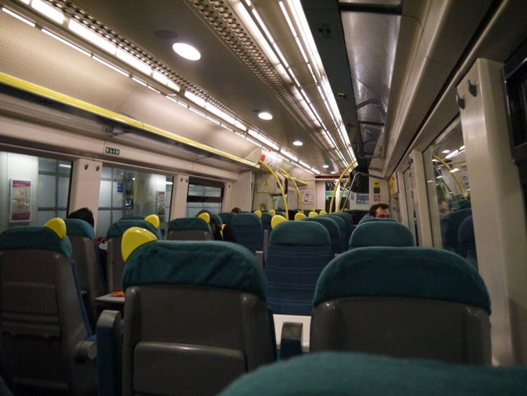 London To Brighton With Southern Trains
