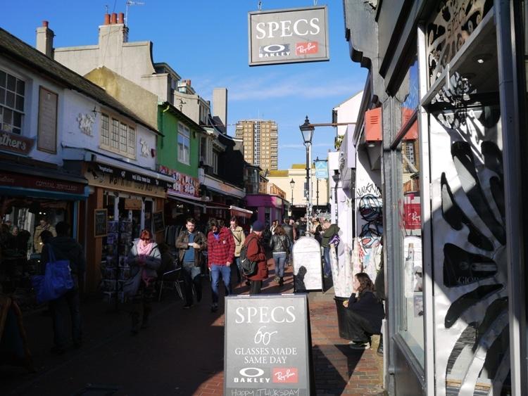 North Laine, Brighton