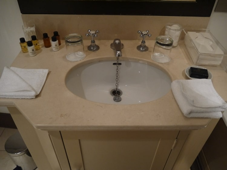 Noble Isle Bathroom Products At The Old Bank Hotel, Oxford