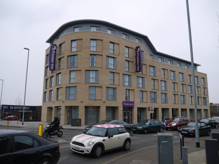 Premier Inn, Cambridge