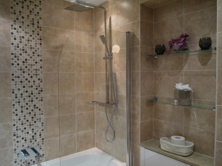 Shower At Queensberry Hotel, Bath