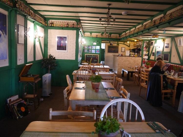 Samphire Brasserie, Mayflower Street, Plymouth