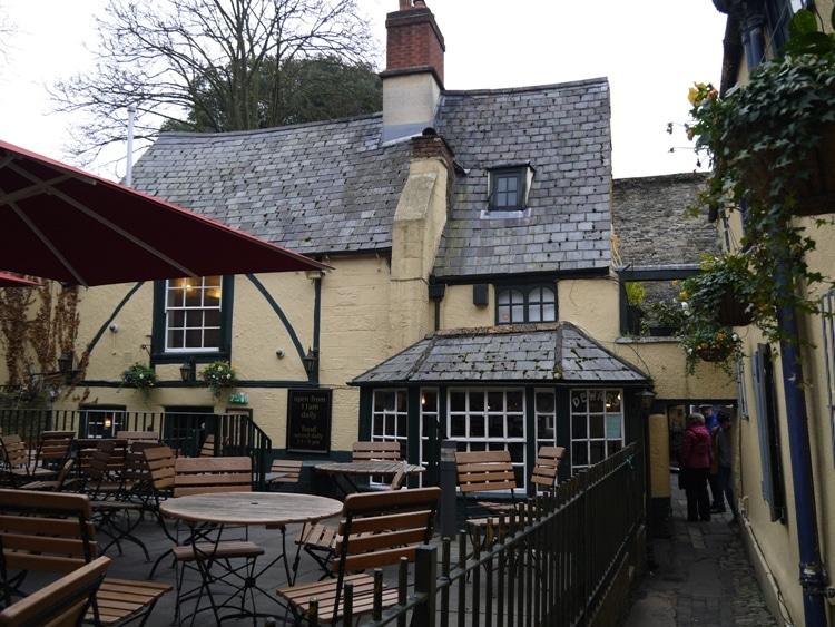 The Turf Tavern, Oxford