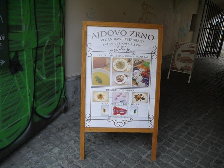 Ajdovo Zrno, Ljubljana, Slovenia