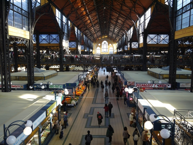 Main Market, Budapest