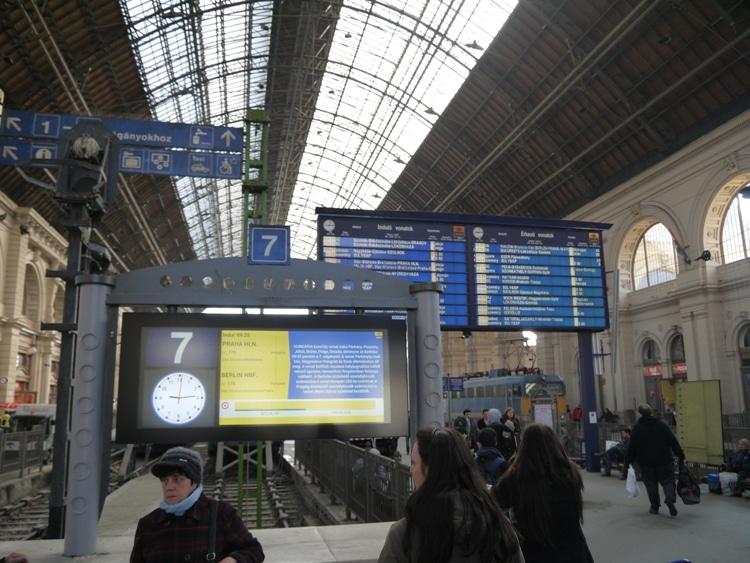 Budapest-Keleti Station