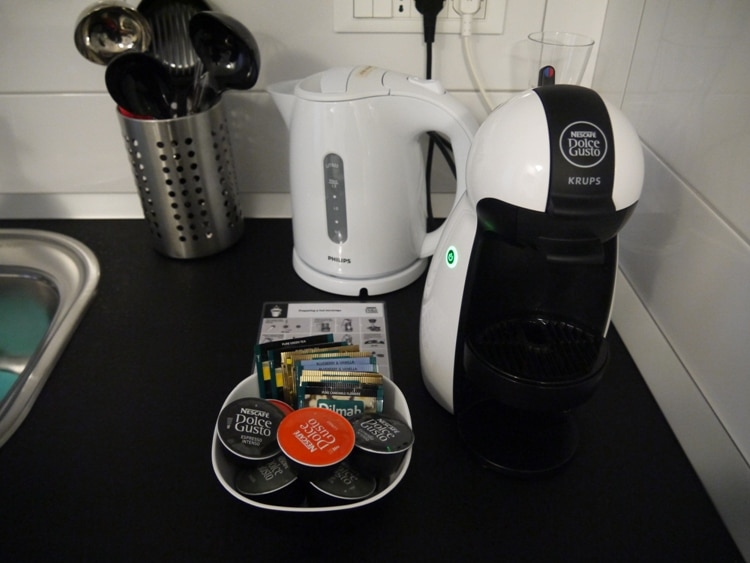 Tea & Coffee At Divota Apartment Hotel, Split