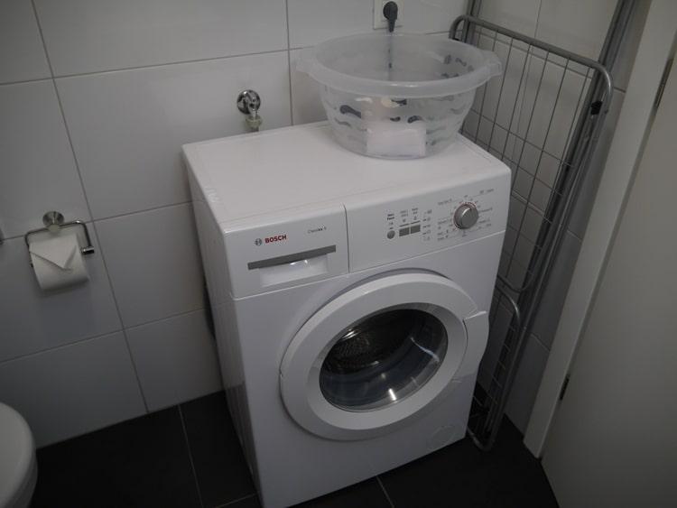 Washing Machine At Divota Apartment Hotel, Split