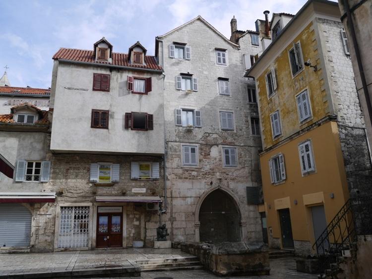 Dosud Apartments, Split, Croatia