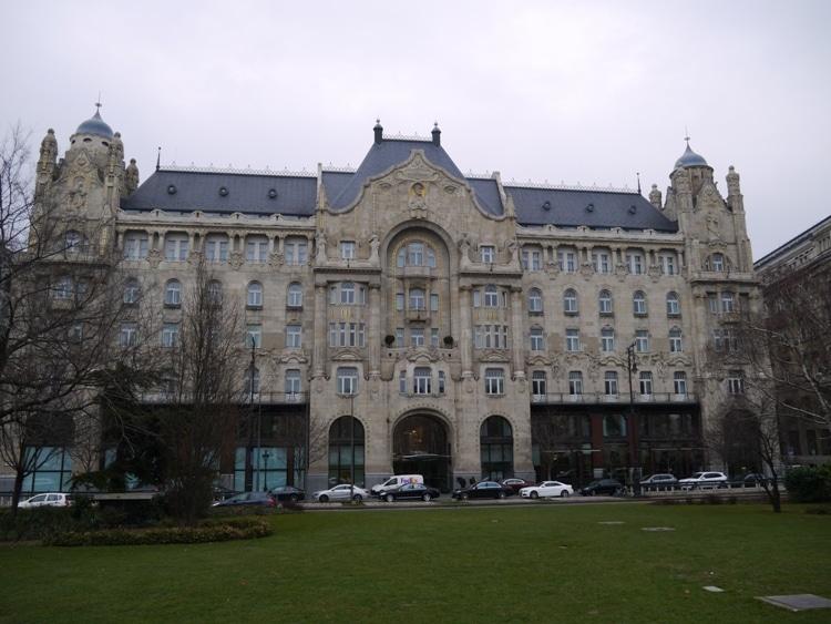 Four Seasons Hotel, Budapest