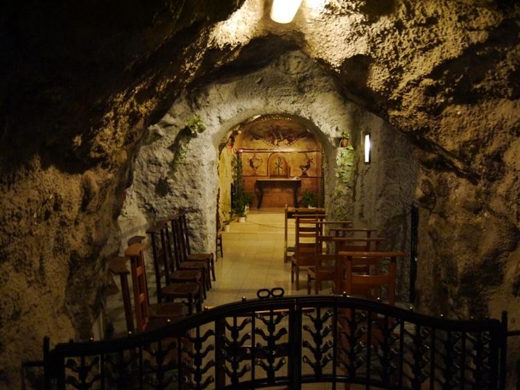 Gellert Hill Cave Chapel