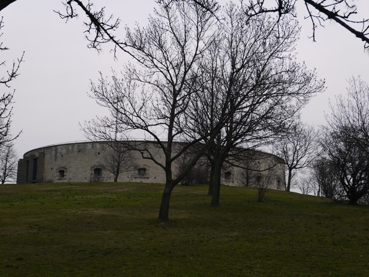 Gellert Hill Citadella, Budapest