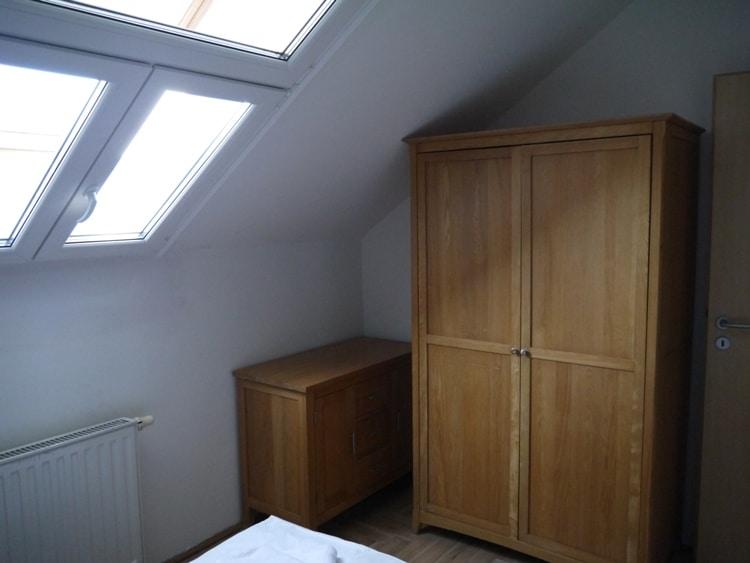 Bedroom 1 At Gozsdu Court Apartment, Budapest