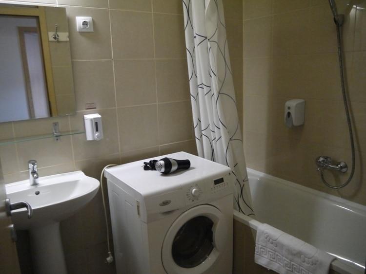 Bathroom At Gozsdu Court Apartment, Budapest