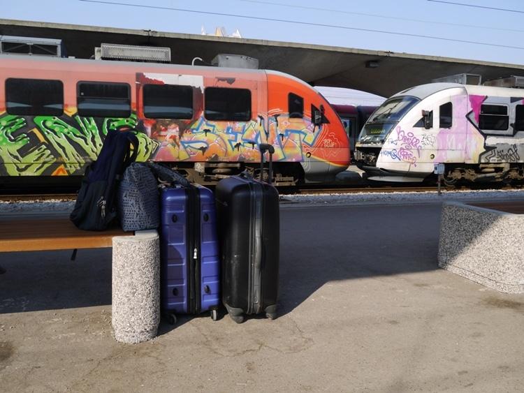 Ljubljana To Zagreb By Train Renegade Travels