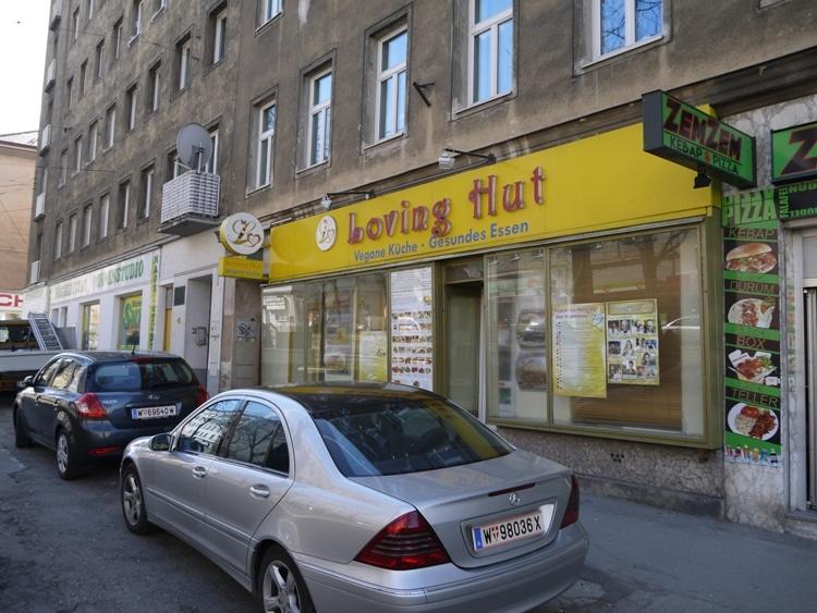 Loving Hut, Favoritenstrasse, Vienna