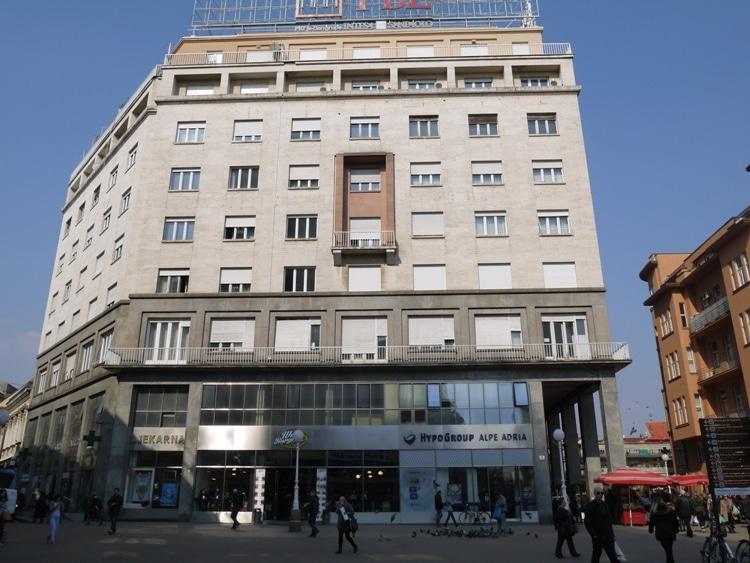 Main Square Apartment, Zagreb