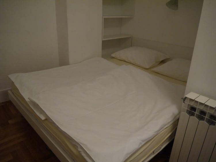 Bedroom At Main Square Apartment, Zagreb