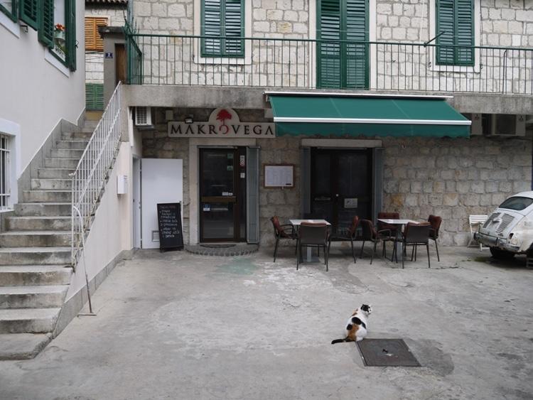 Makro Vega, Split, Croatia