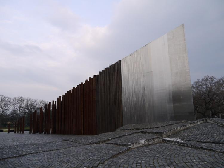 Monument Of 1956 Revolution, Budapest