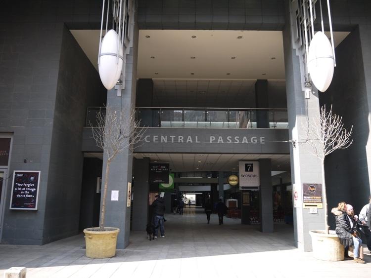 Entrance To Senator Apartments, Budapest