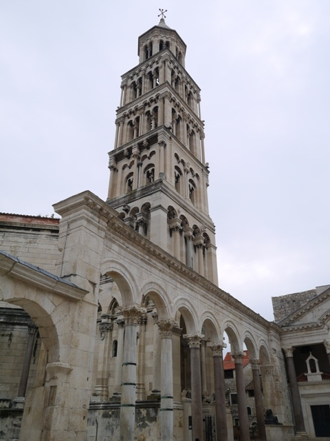 Cathedral & Bell Tower, Split