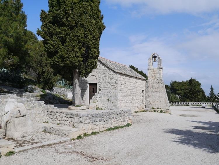 St. Nicholas Church, Marjan Hill