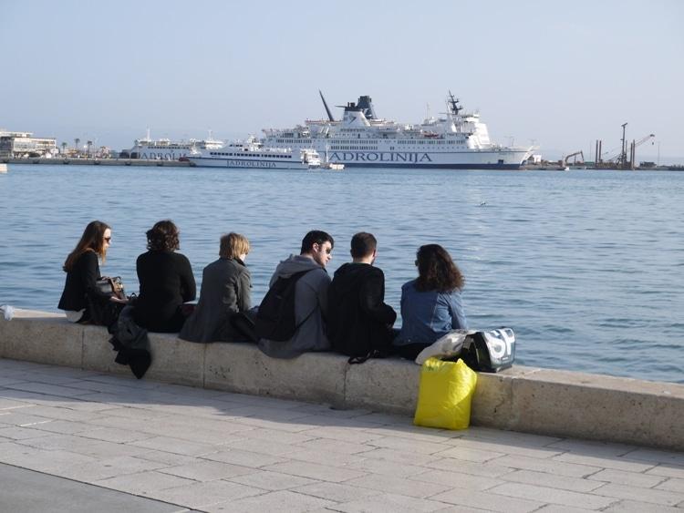The Riva, Split