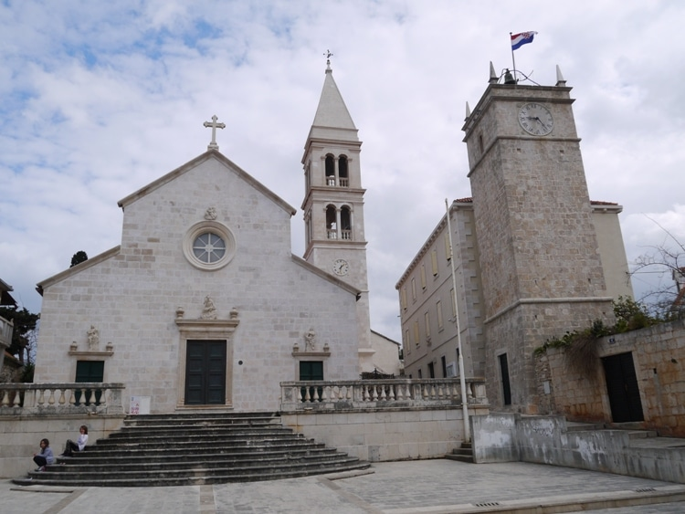 Supetar Church, Brac