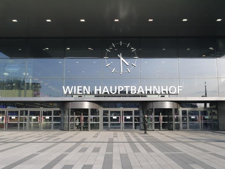 Vienna Hauptbahnhof