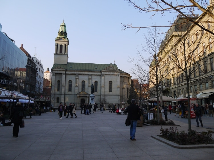 City Center Church, Zagreb
